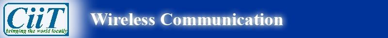 CiiT International Journal of Wireless Communication