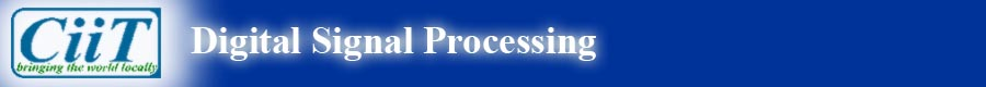CiiT International Journal of Digital Signal Processing